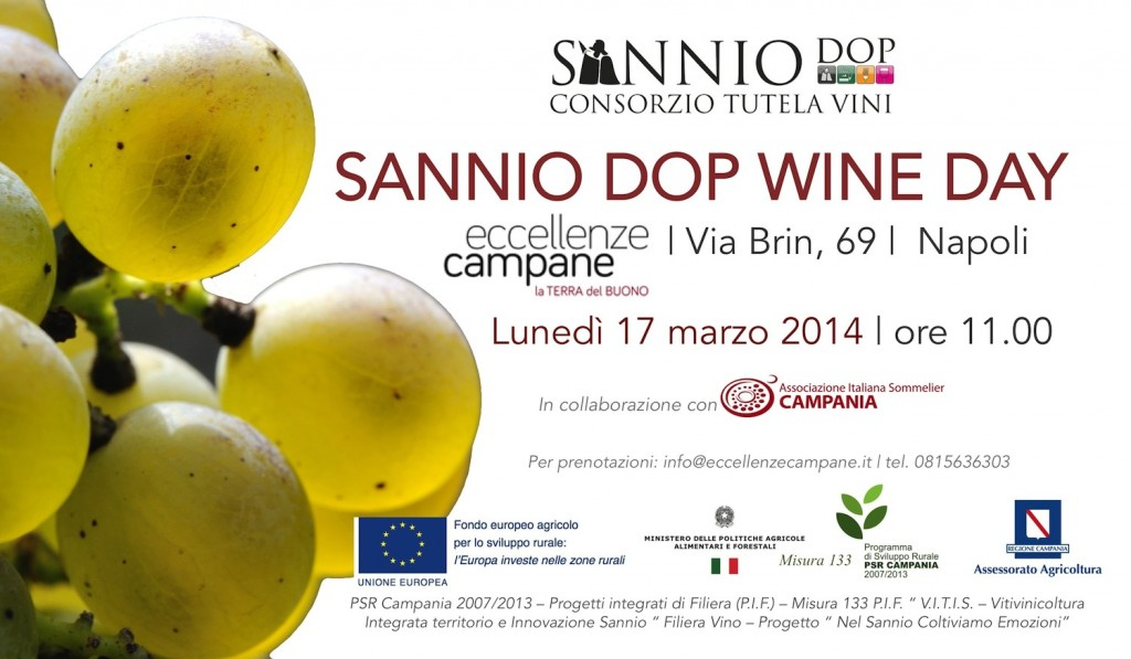 Sannio DOP Wine Day