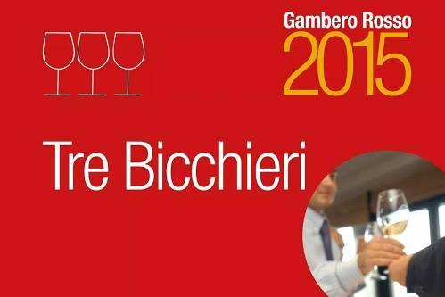 gambero 3 bicchieri 2015