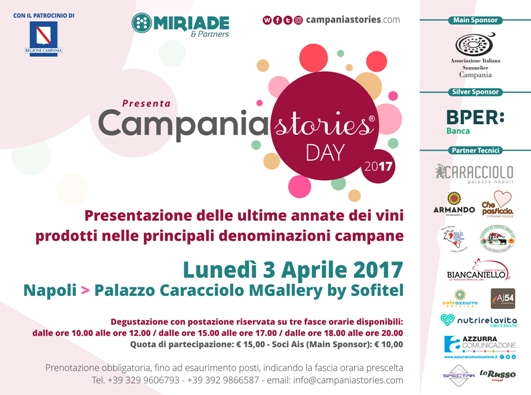 Campania Stories Day