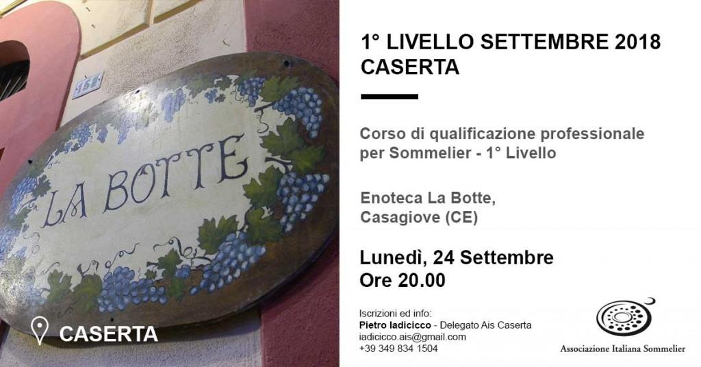 copertina-corso-ais-I-Liv-CASERTA