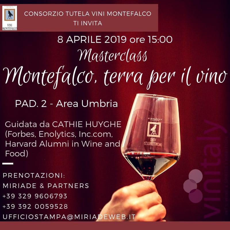 Masterclass Montefalco ITA